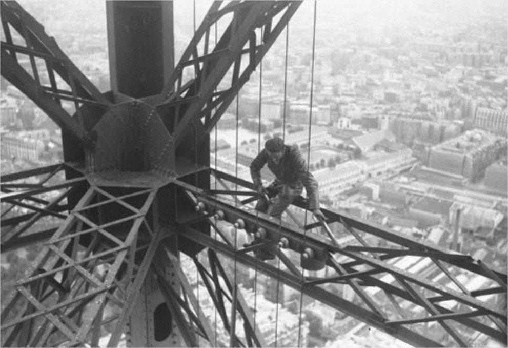 La Toilette de la Tour Eiffel