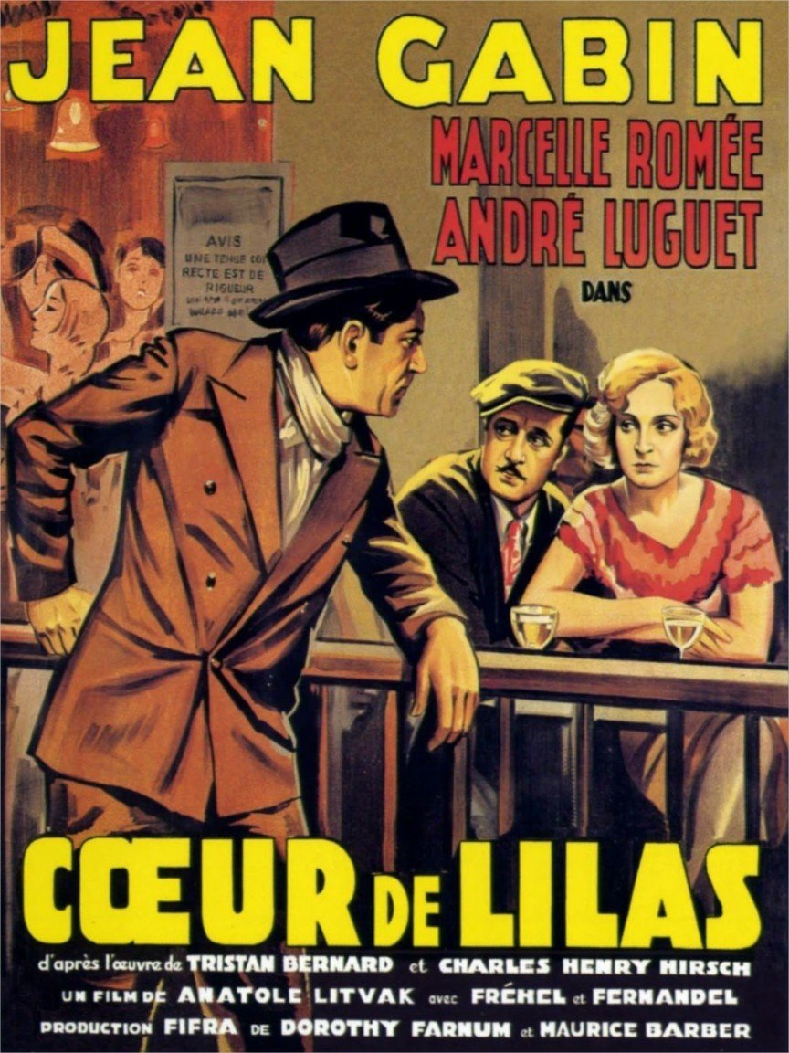1932 Cœur de Lilas
