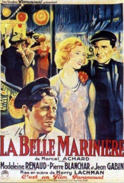 1932 La Belle Marinière