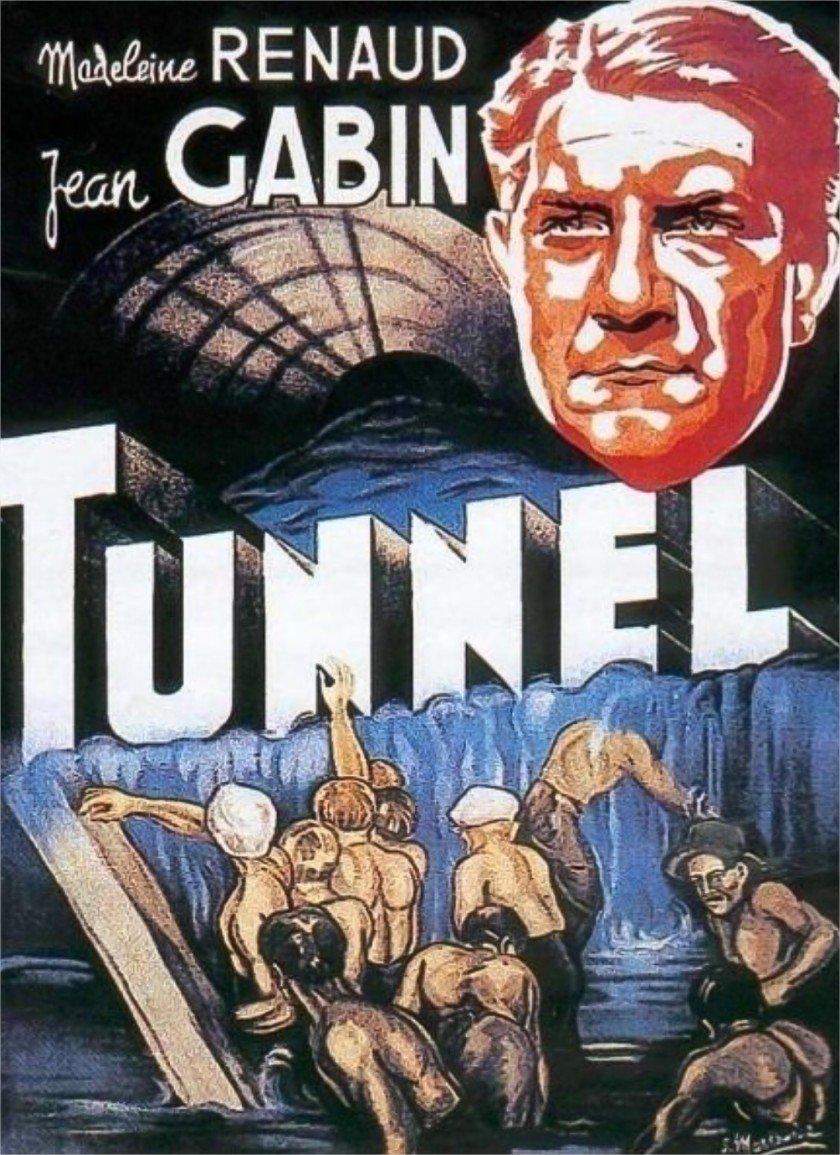 1933 Le Tunnel