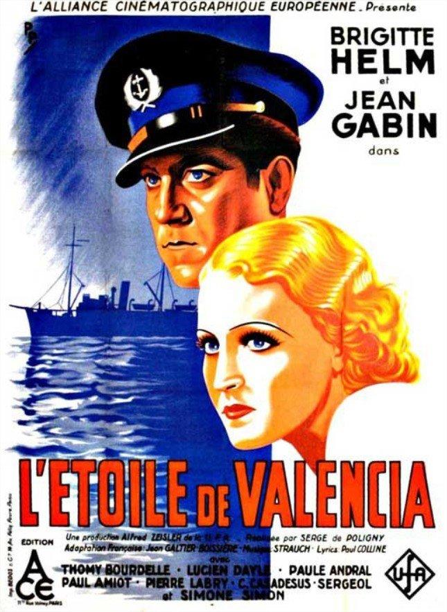 1933 L'Etoile de Valencia