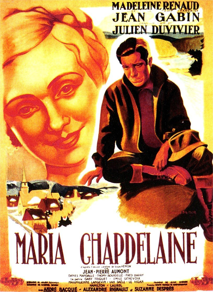 1934 Maria Chapdelaine