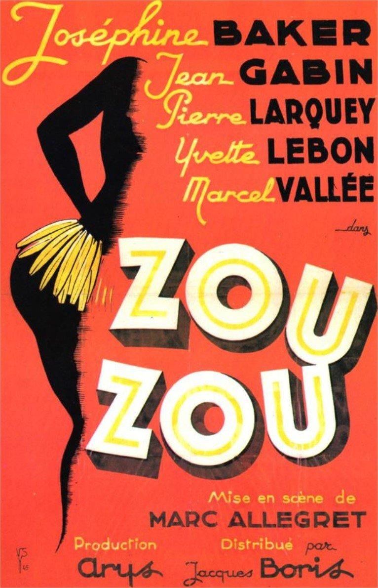 1934 Zou Zou