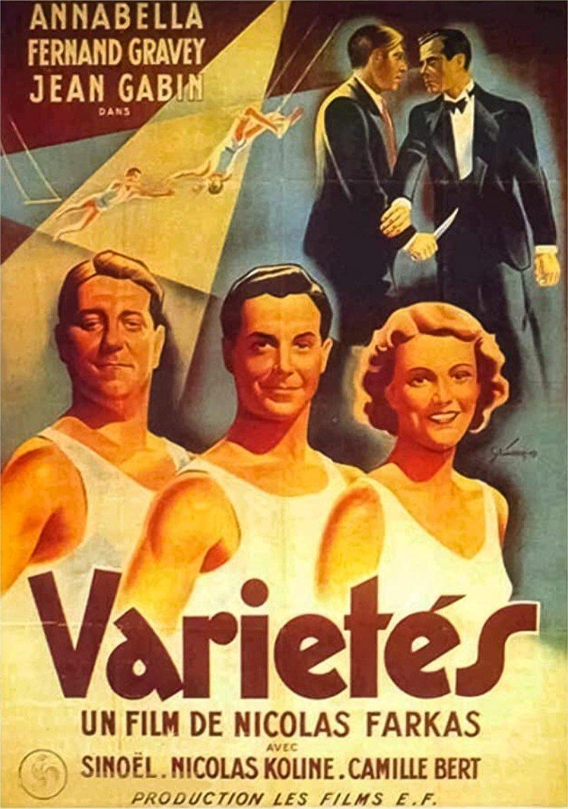 1935 Variétés