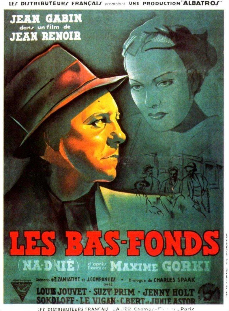 1936 Les Bas-Fonds