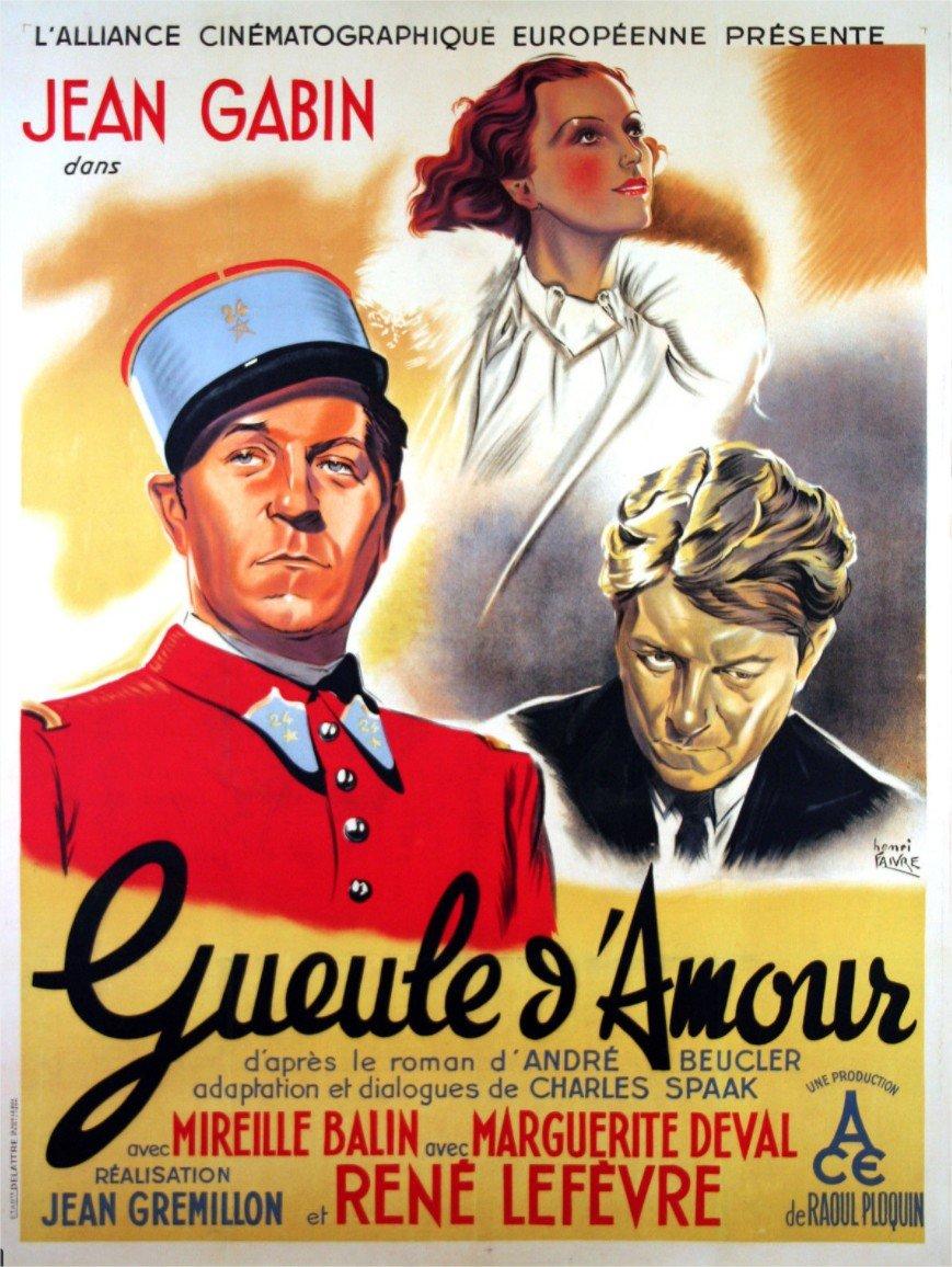 1937 Gueule d'amour