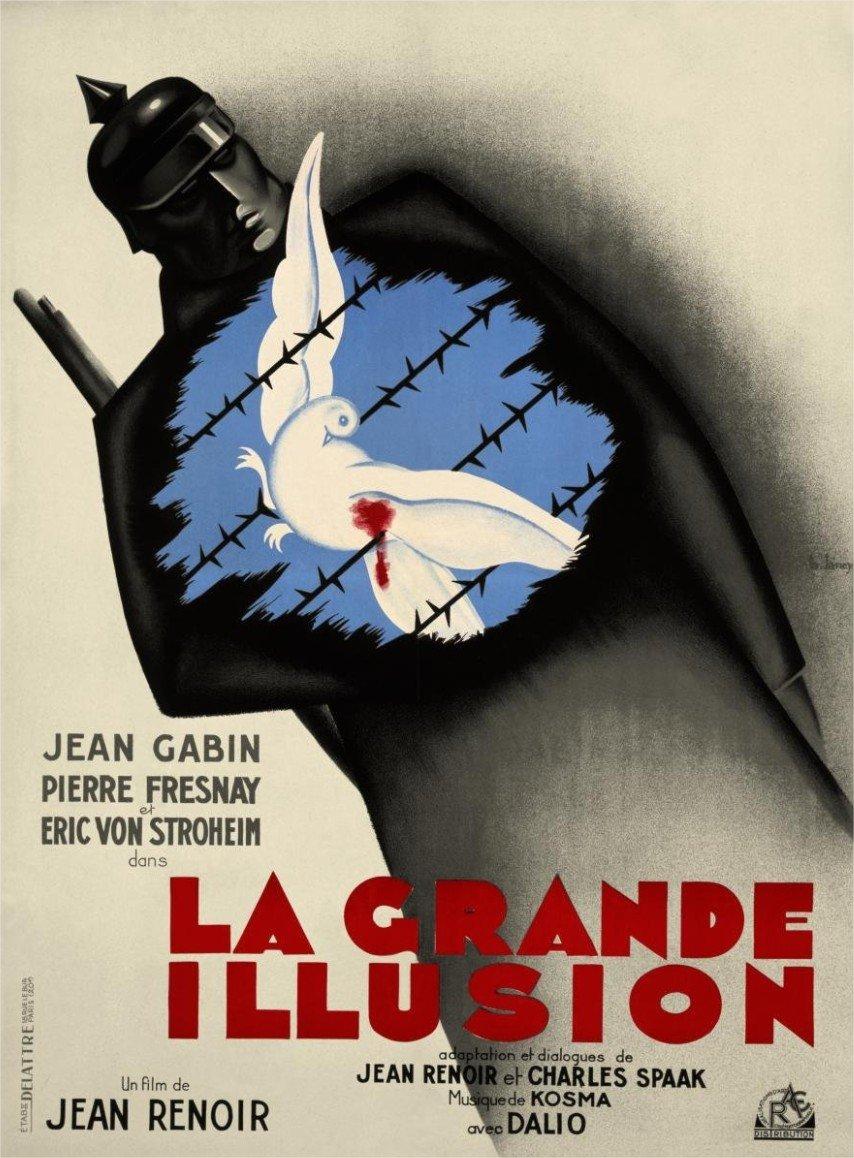 1937 La Grande Illusion