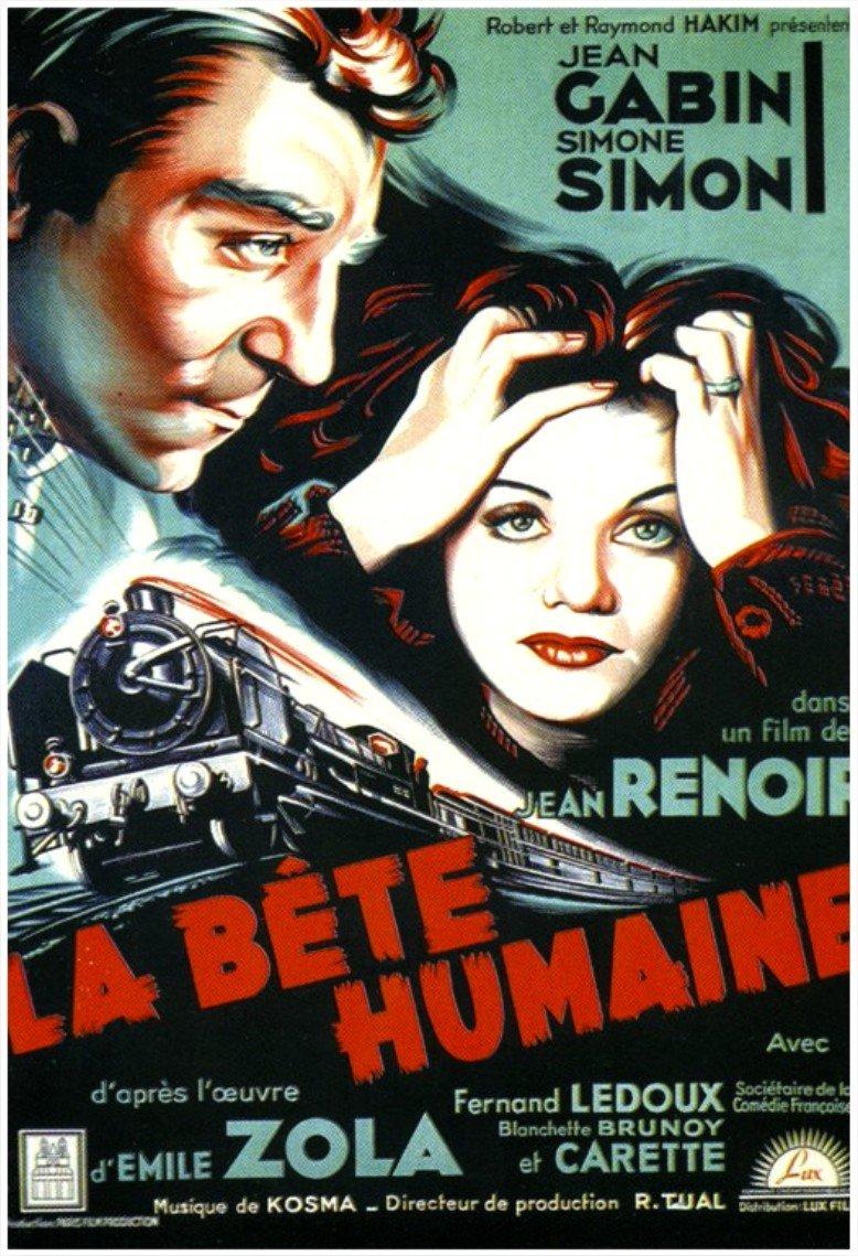 1938 La Bête Humaine