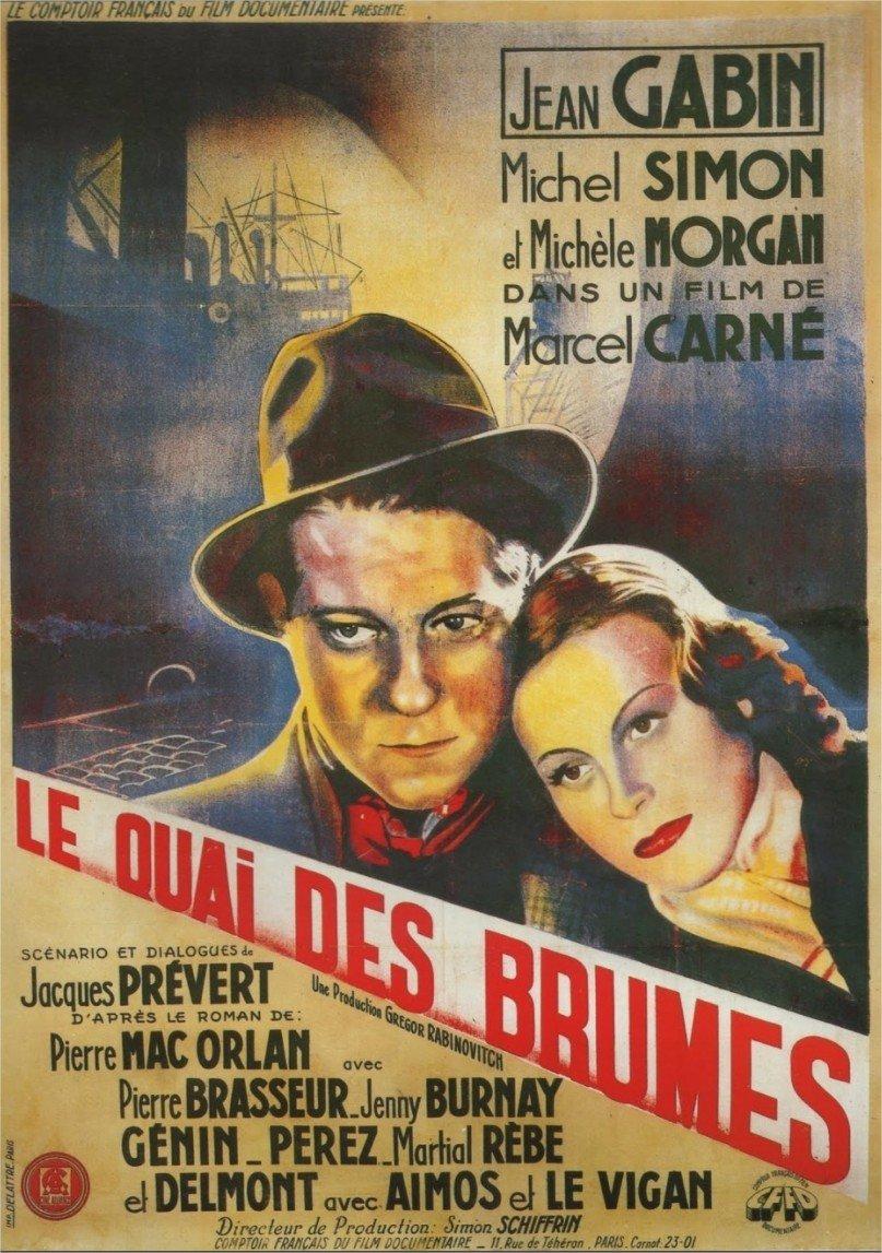 1938 Le Quai des Brumes