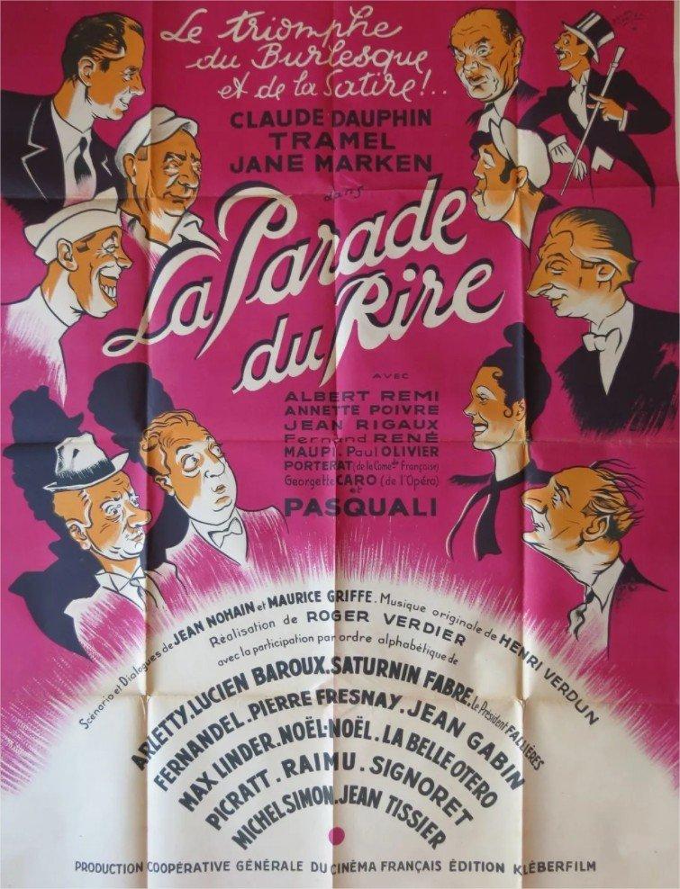1948 La Parade du Rire