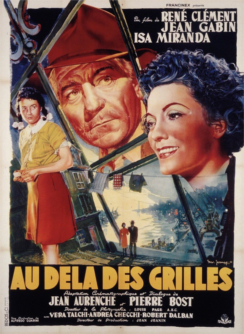 1949 Au-delà des grilles