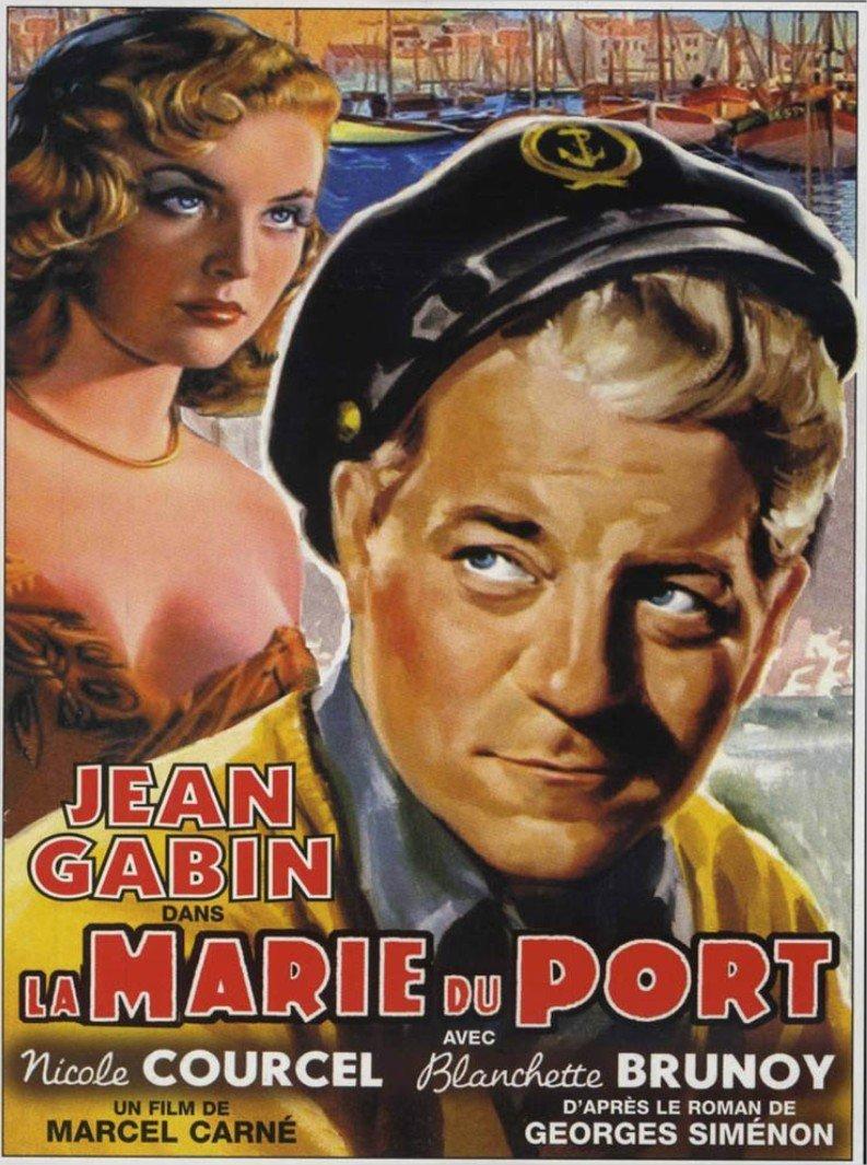 1950 La Marie du port