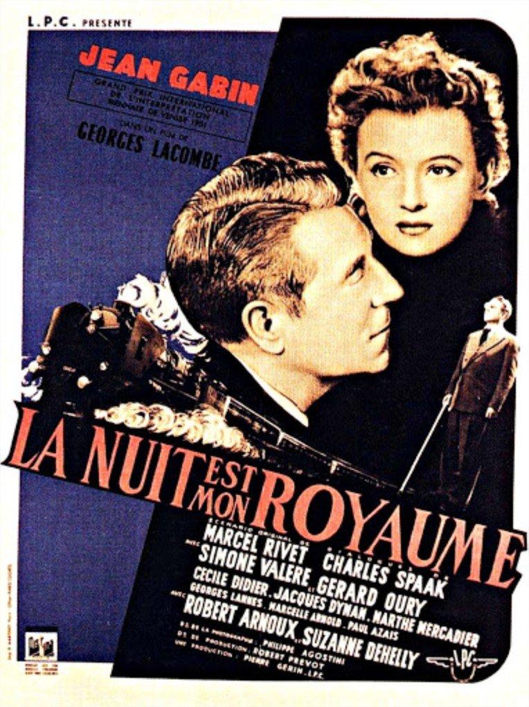 1951 La Nuit est mon royaume