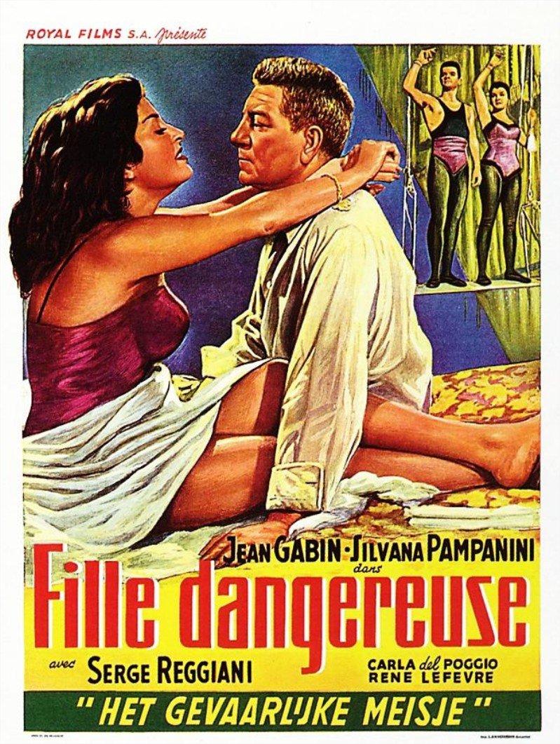1953 Fille dangereuse
