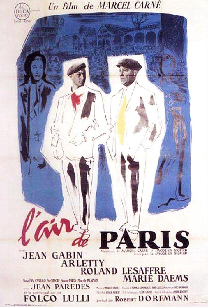 1954 L'Air de Paris
