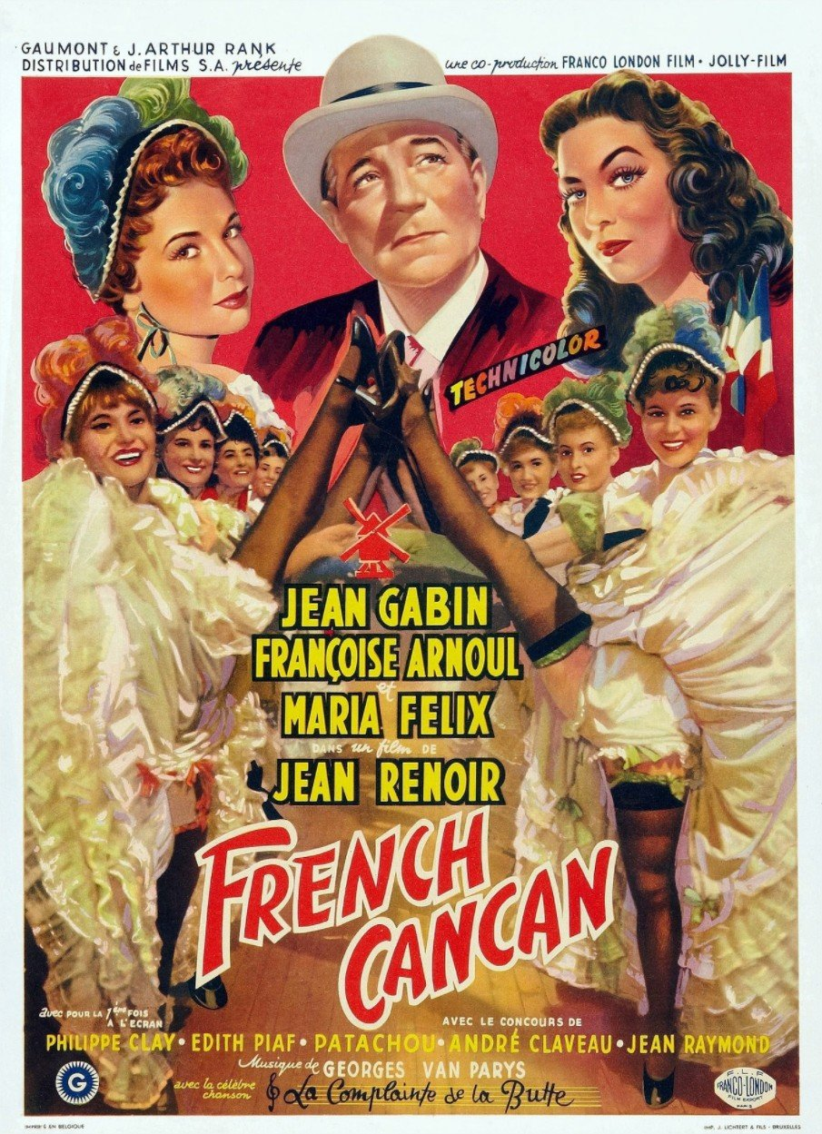 1955 French Cancan