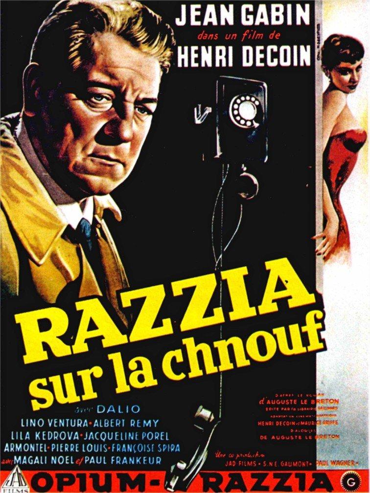 1955 Razzia sur la chnouf