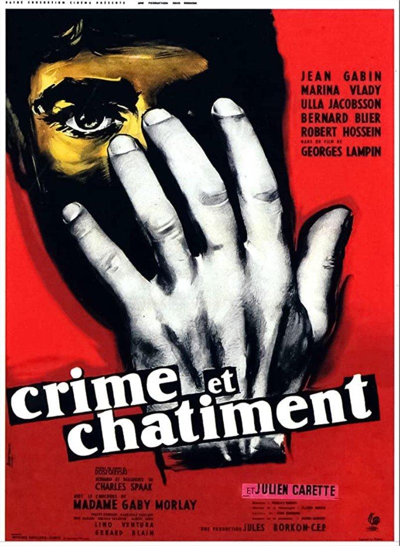 1956 Crime et châtiment