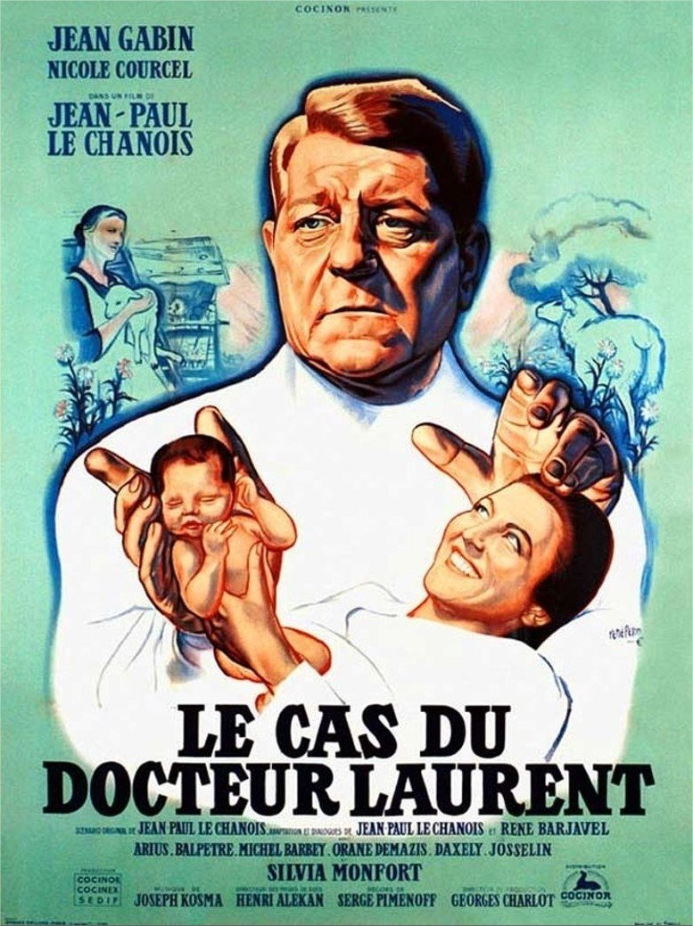 1957 Le Cas du docteur Laurent