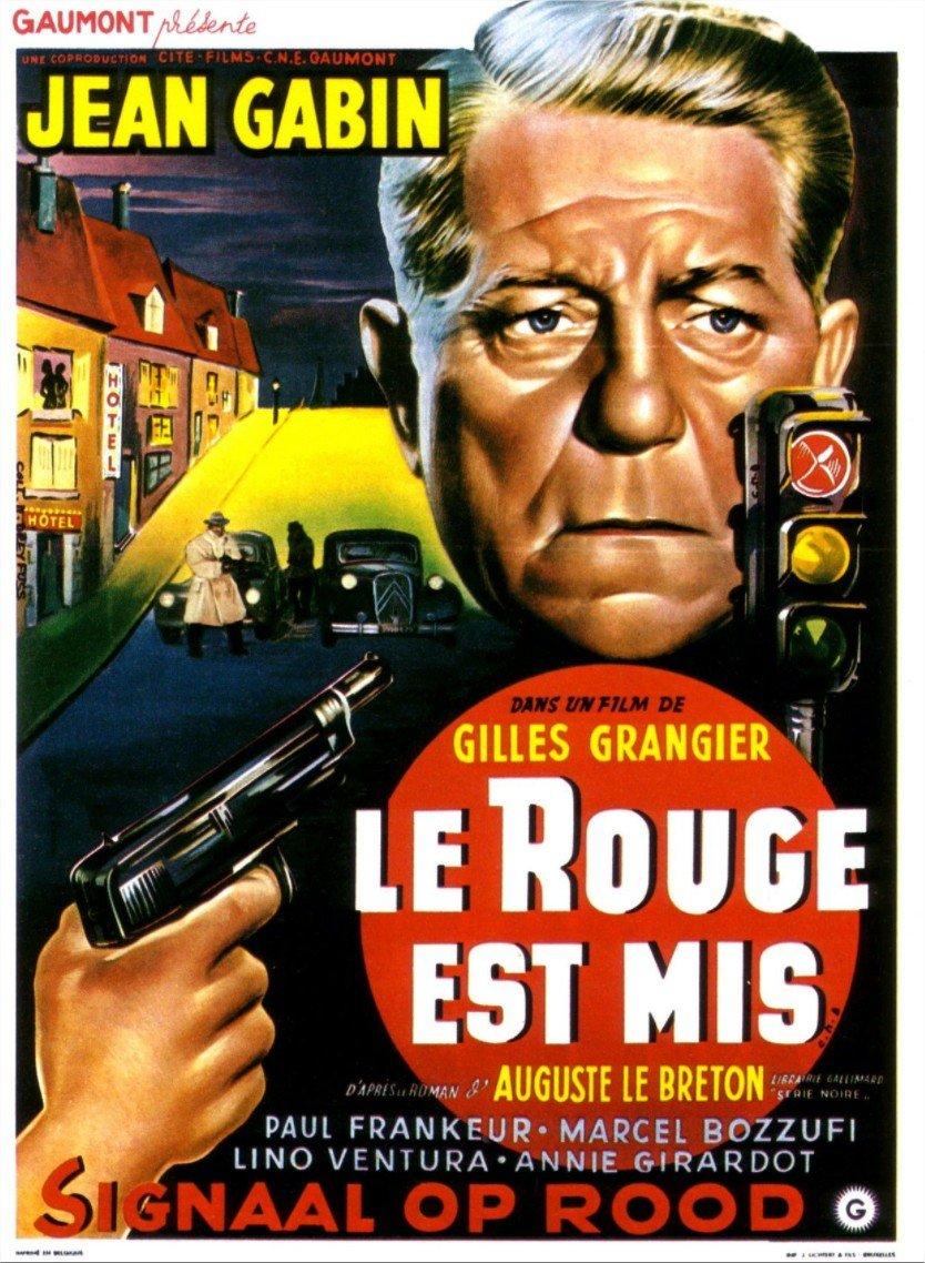 1957 Le Rouge est mis