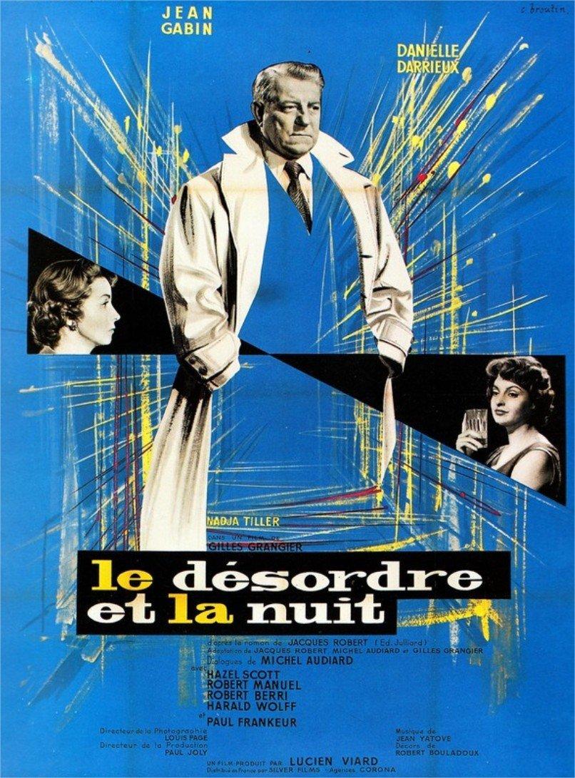 1958 Le Désordre et la nuit