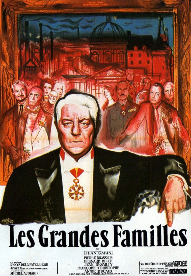 1958 Les Grandes Familles