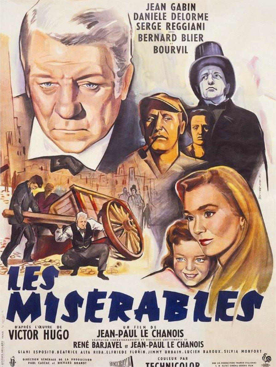 1958 Les Misérables