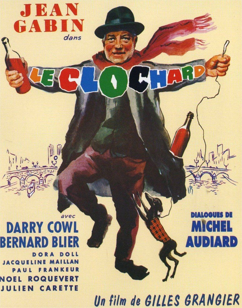 1959 Archimède le clochard