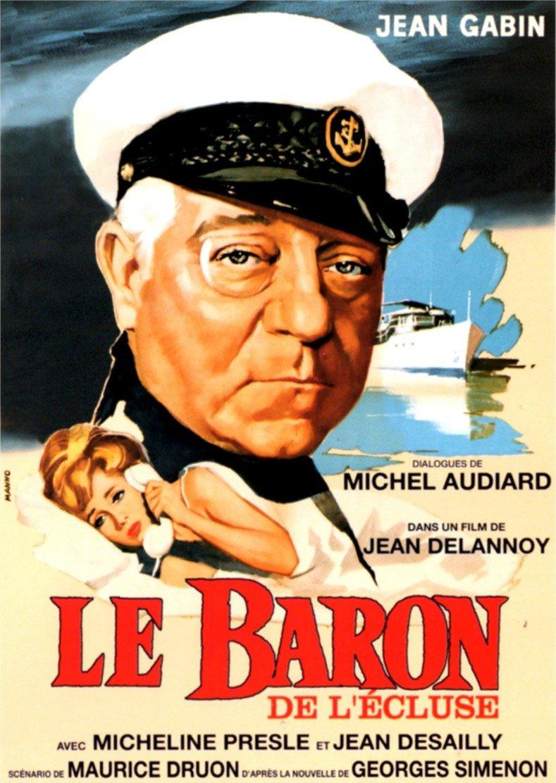 1960 Le Baron de l'écluse