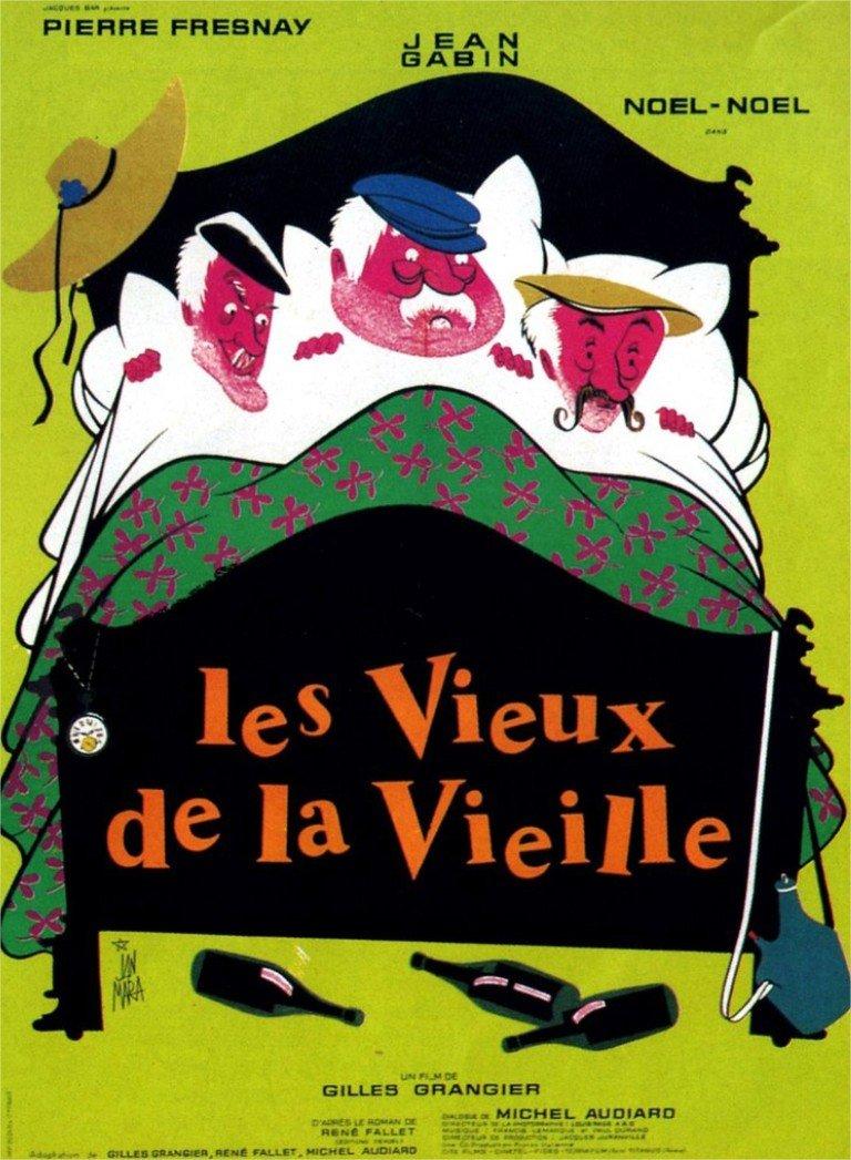 1960 Les Vieux de la Vieille