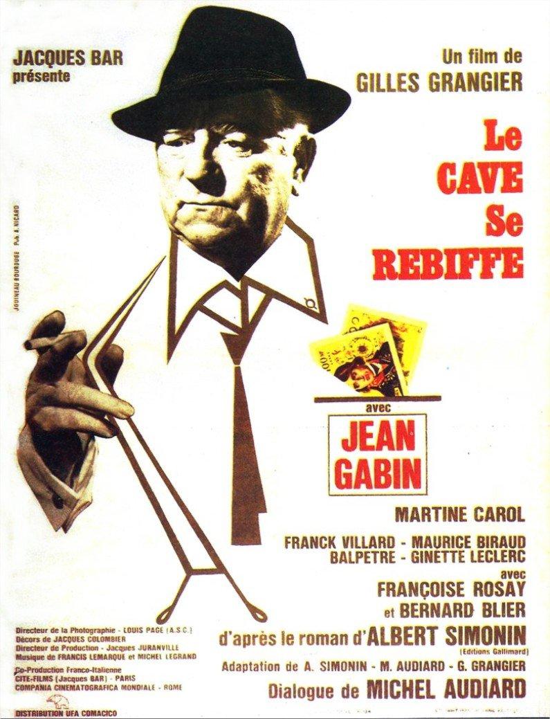 1961 Le Cave se rebiffe