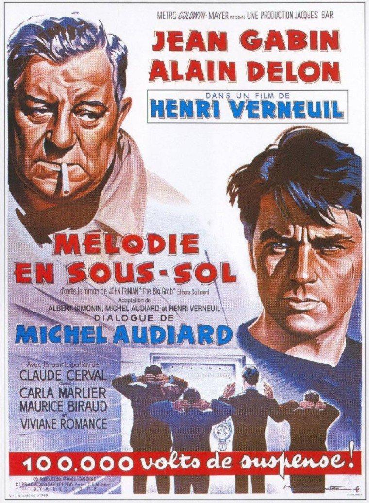 1963 Mélodie en sous-sol