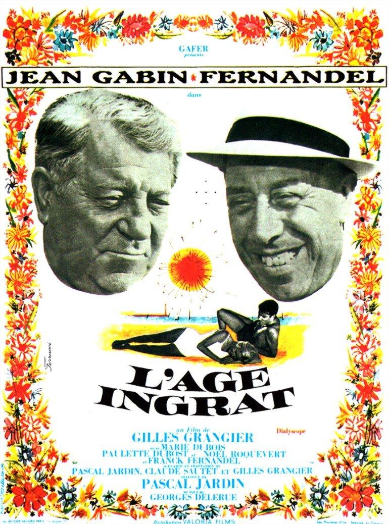 1964 L'Âge ingrat