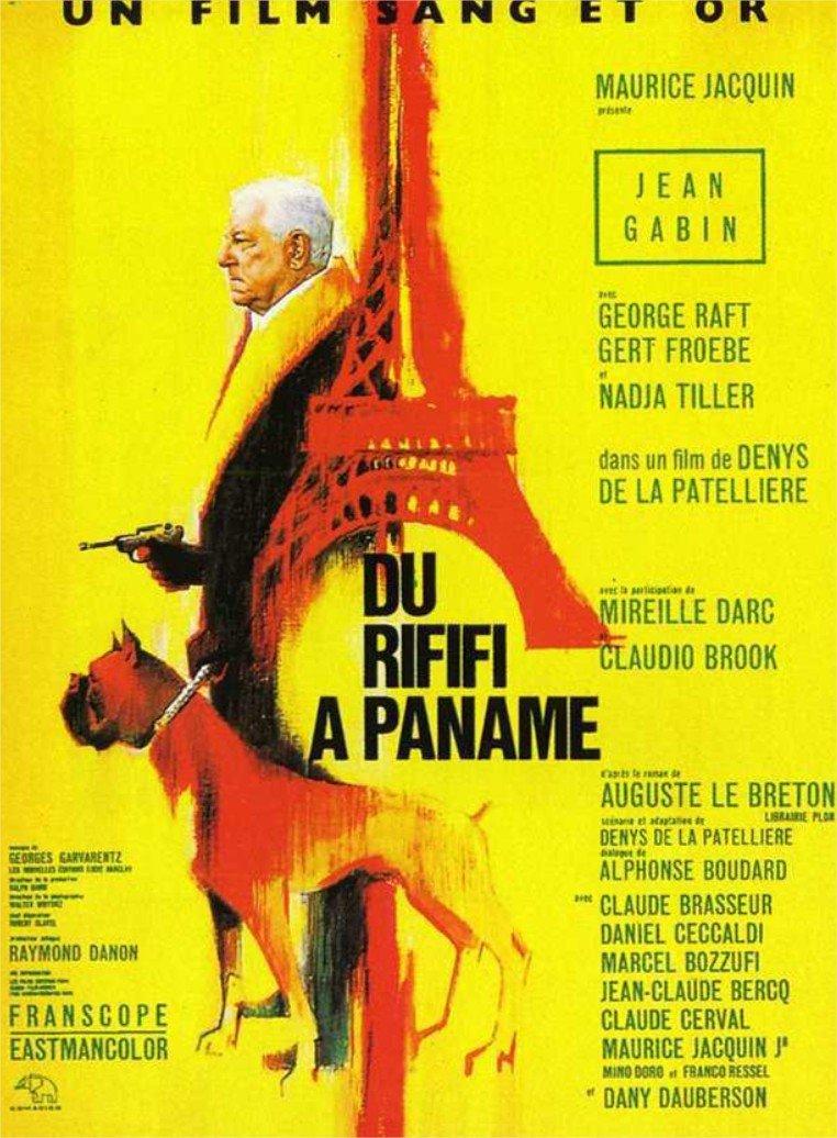 1966 Du rififi à Pananme