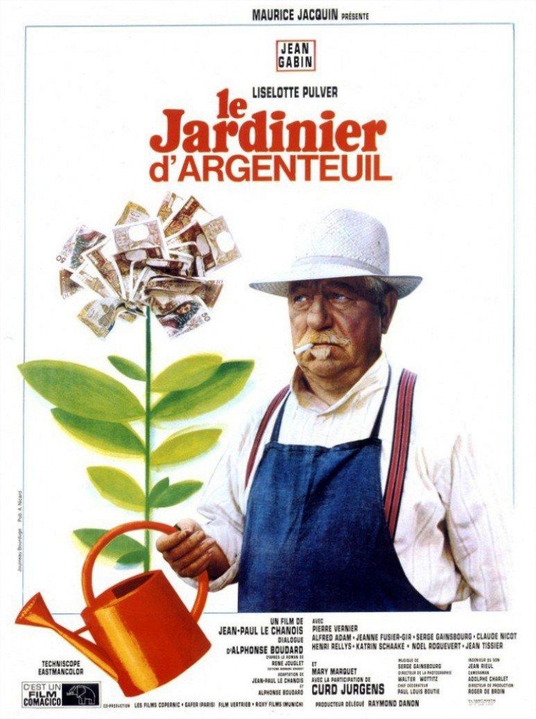 1966 Le Jardinier d'Argenteuil
