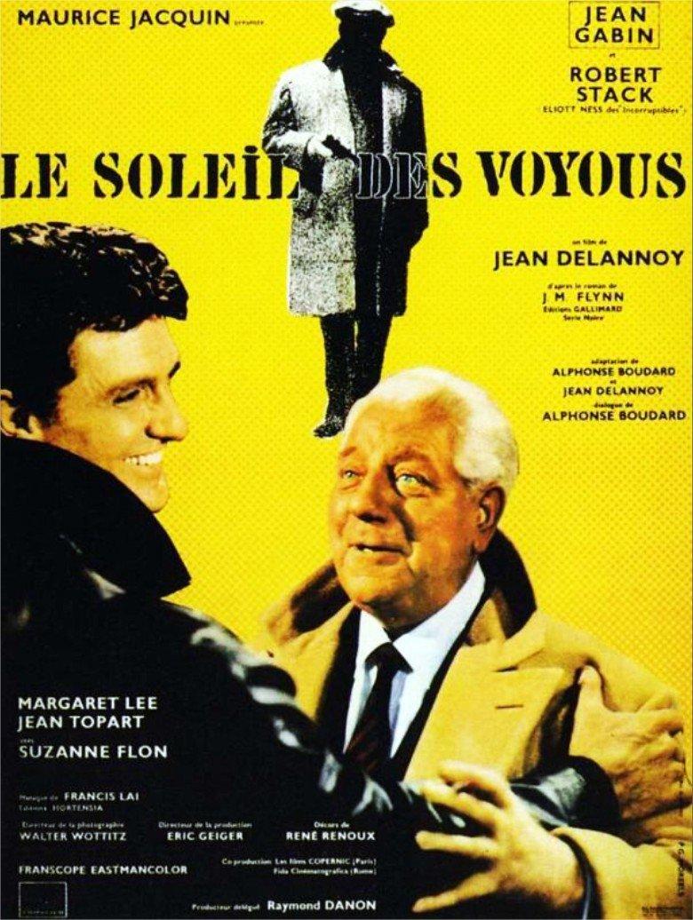 1967 Le Soleil des Voyous