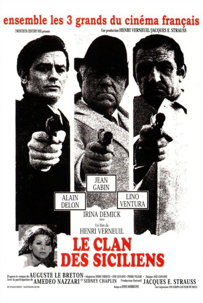 1969 Le Clan des Siciliens