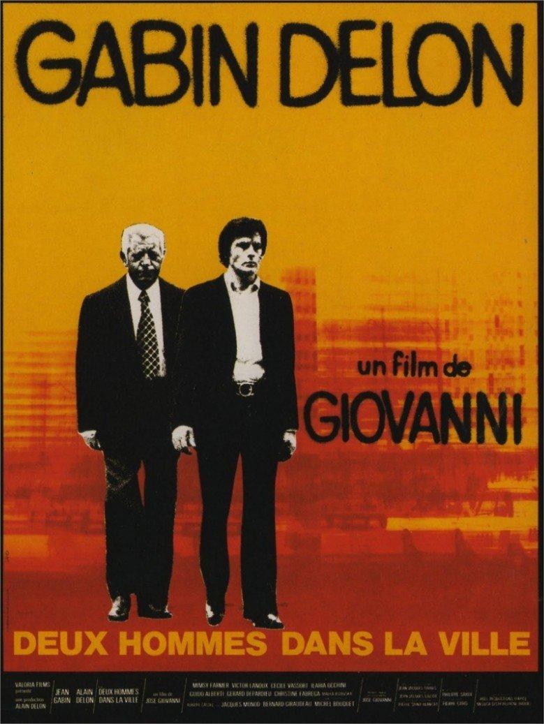 1973 Deux hommes dans la ville