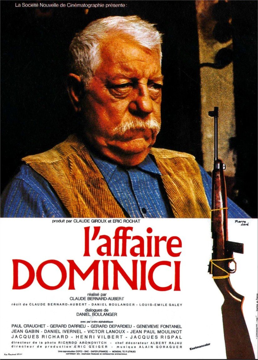 1973 L'Affaire Dominici