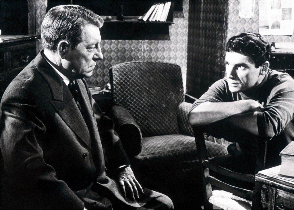 Crime et châtiment 1956